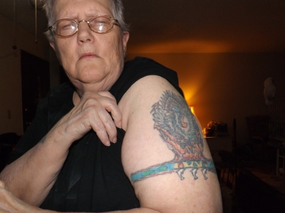 Phoenix Medicine Tattoo